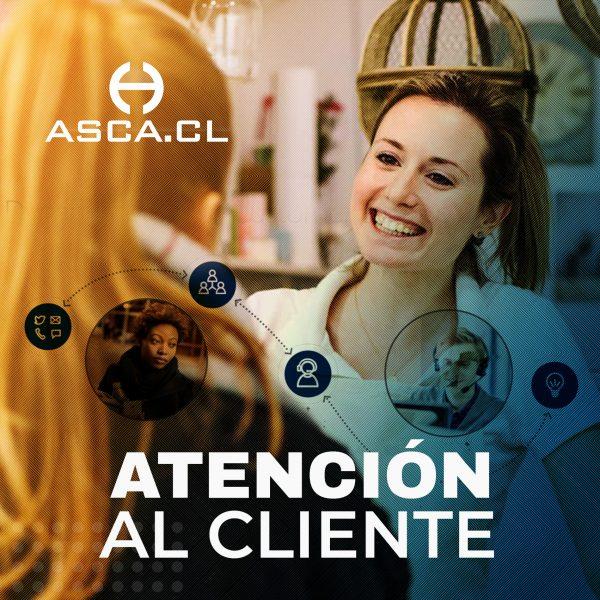 Atención al Cliente y ventas